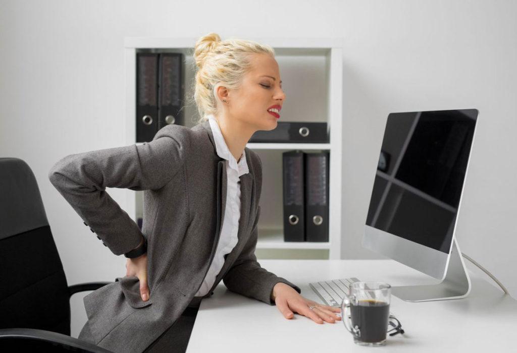 ergonomia in ufficio