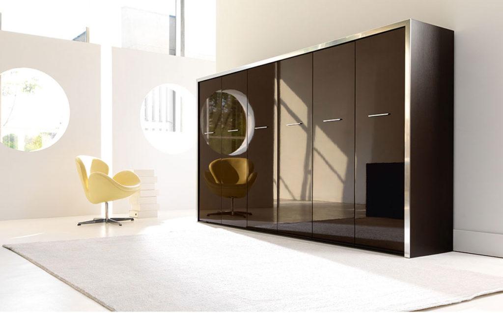 PlanOffice-srl-arredo-mobili-per-ufficio-linea-Alfa-Lux-librerie-e-contenitori-libreria-grande-armadio-nero-lucido