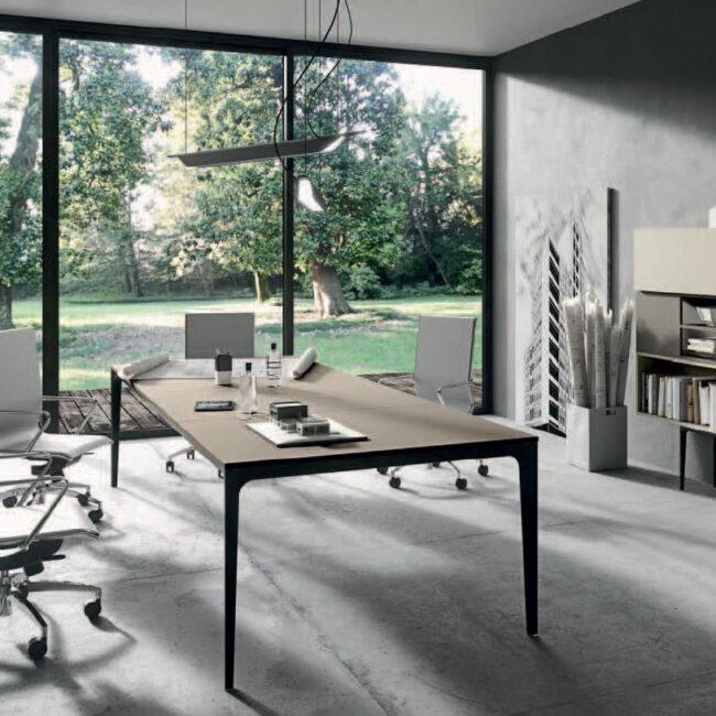 linea-Evolution-mobili-direzionali-scrivania-bidirezionale-legno