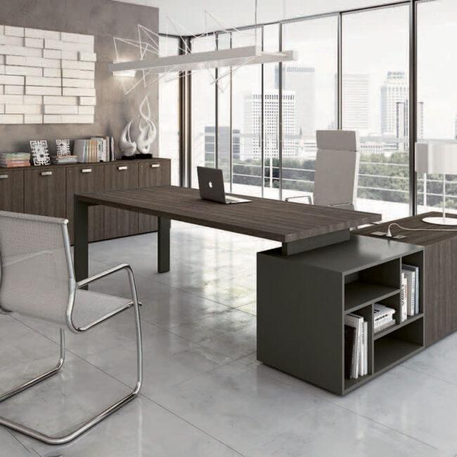 mobili-per-ufficio-linea-Plan-Evo-mobili-direzionali-scrivania-bidirezionale