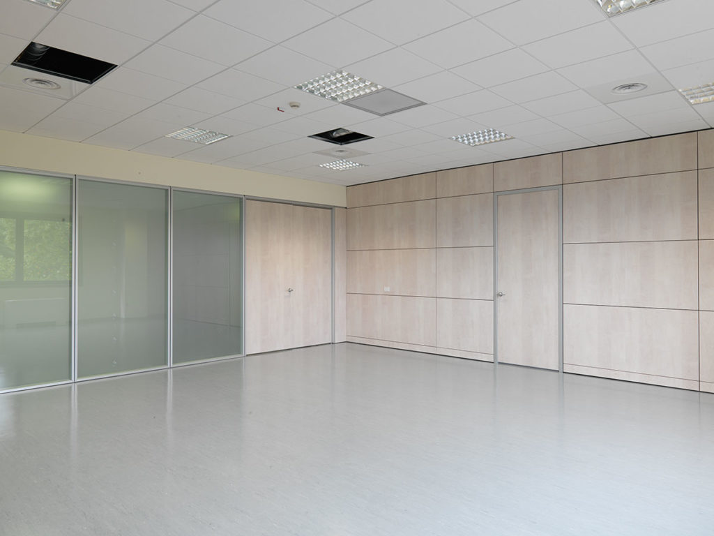 pareti divisorie per ufficio
