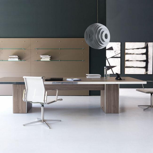 Alfa-Plan-tavoli-riunione-tavolo-per-assemblea-metallo-e-legno