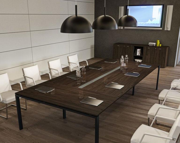 Pratiko-tavoli-riunione-tavolo-per-conferenze-legno-wenge
